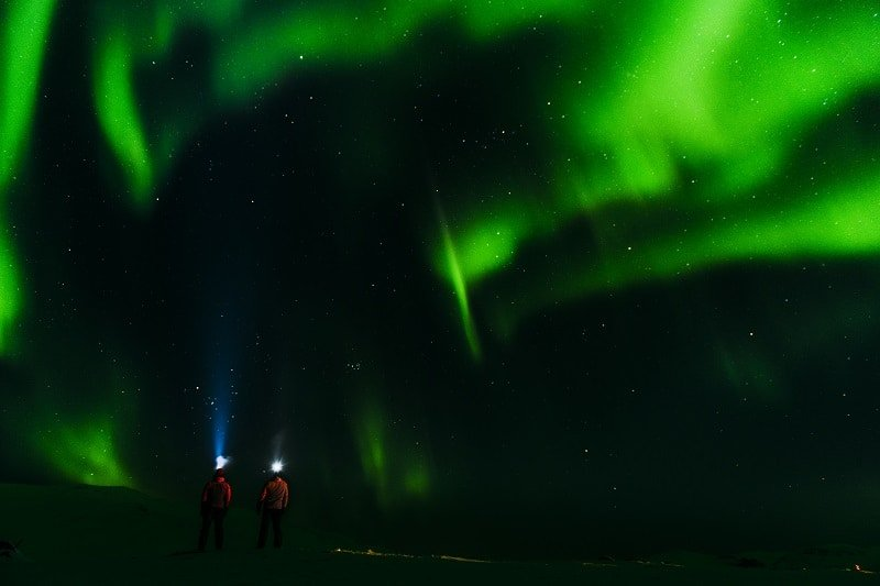 Winterreis in Zweeds Lapland