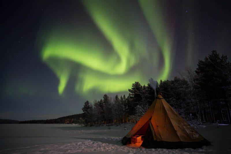 Noorderlicht Lavvu tent