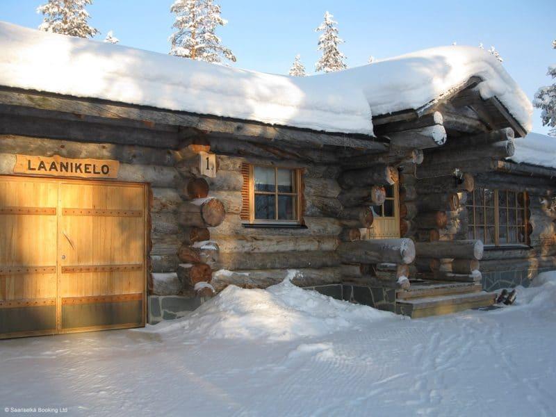 Fins Lapland cabin