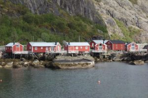 Cabins Nusfjord