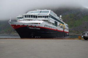 Hurtigruten Noorwegen