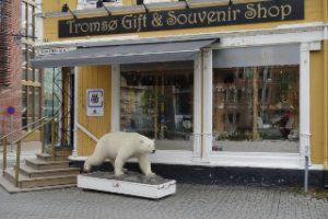 Tromso souvenirshop
