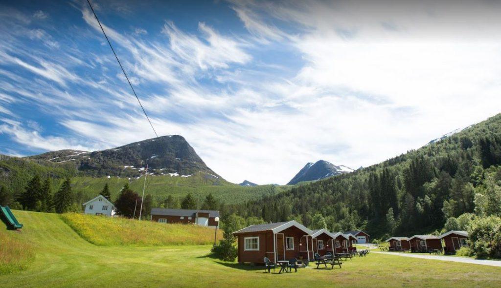 cabin bij Gudbrandsjuvet