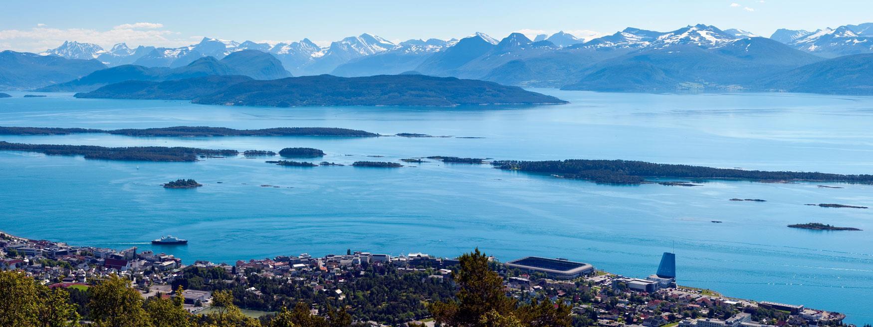 Molde FjordNorway