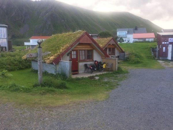 Cabin Andøya Noorwegen
