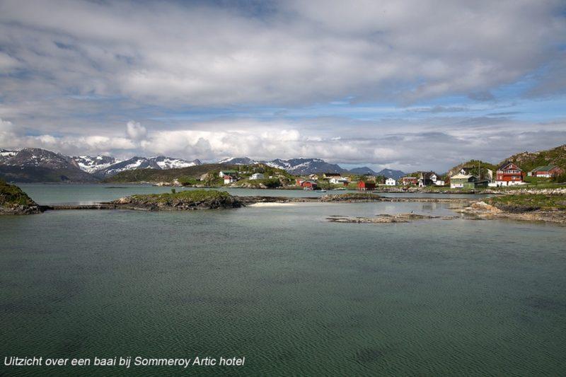 Sommeroy Arctic Hotel Noord Noorwegen