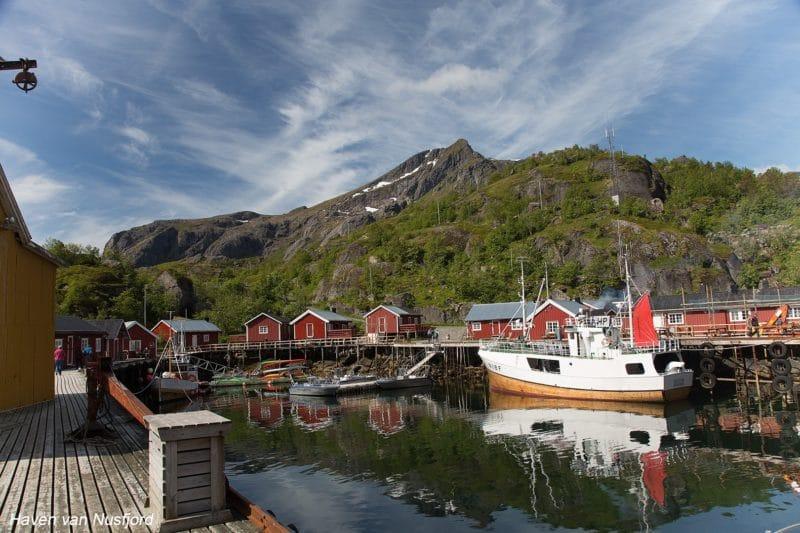Haven van Nusfjord