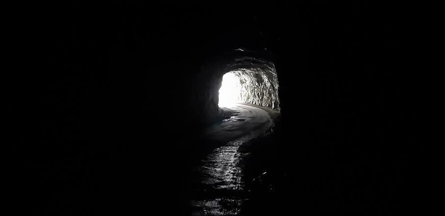Tunnel Aursjøvegen
