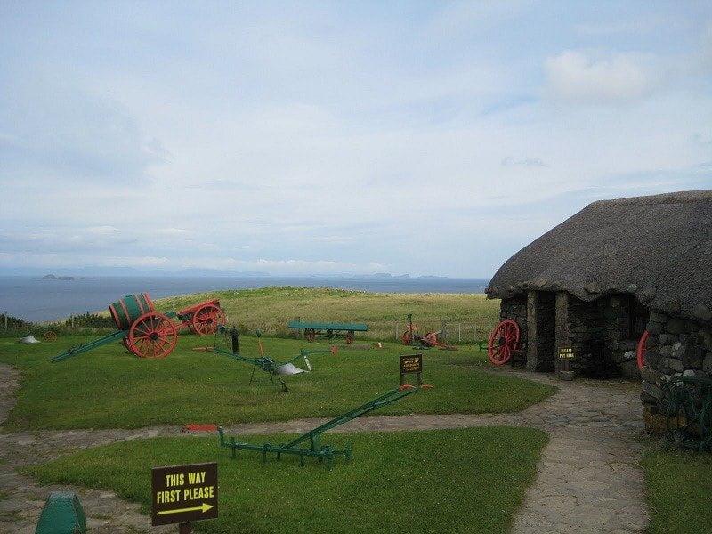 Crofters museum Skye