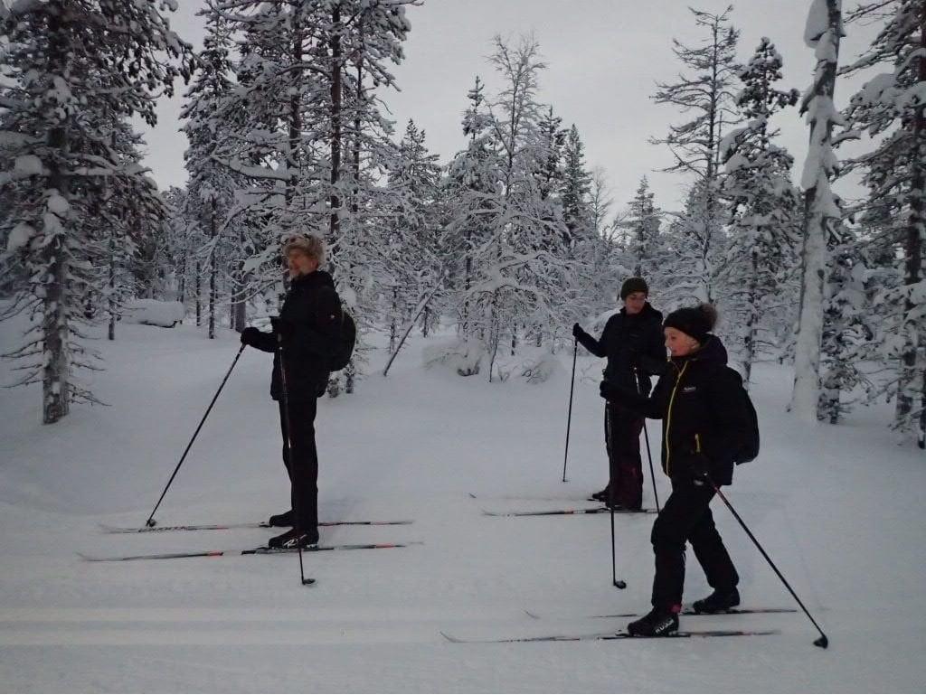 Langlaufen Finland