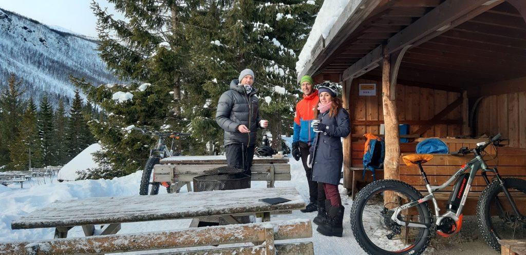 Tromsdalen fietsen