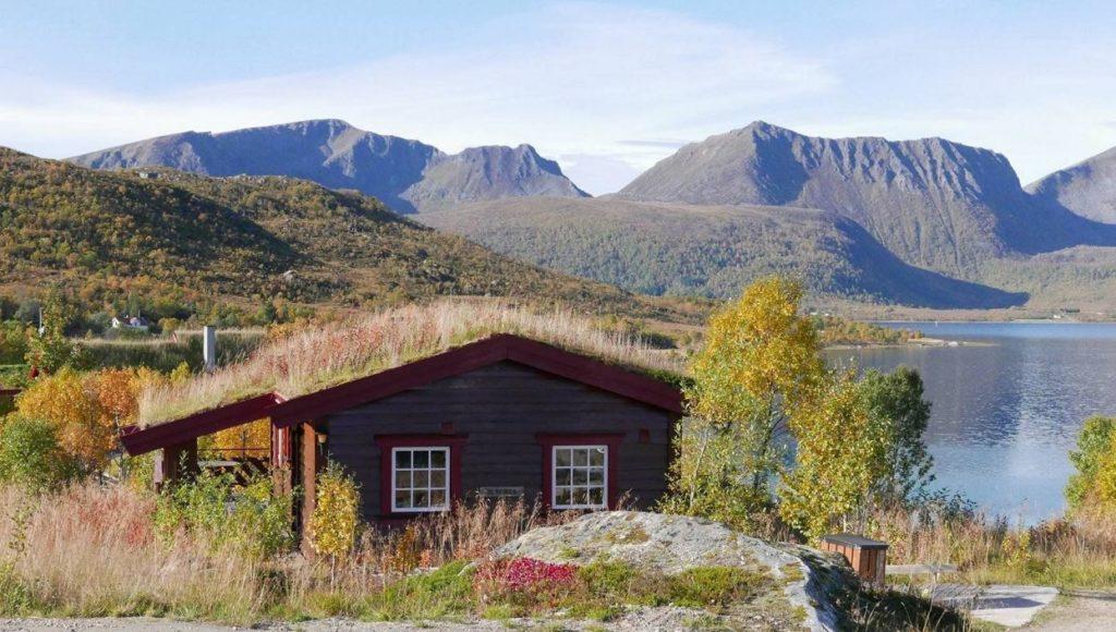 Cabin op Andoya