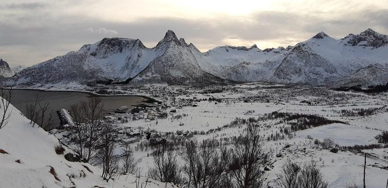 Mefjordvaer Senja