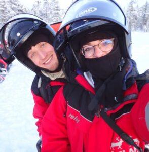 Lapland op vakantie