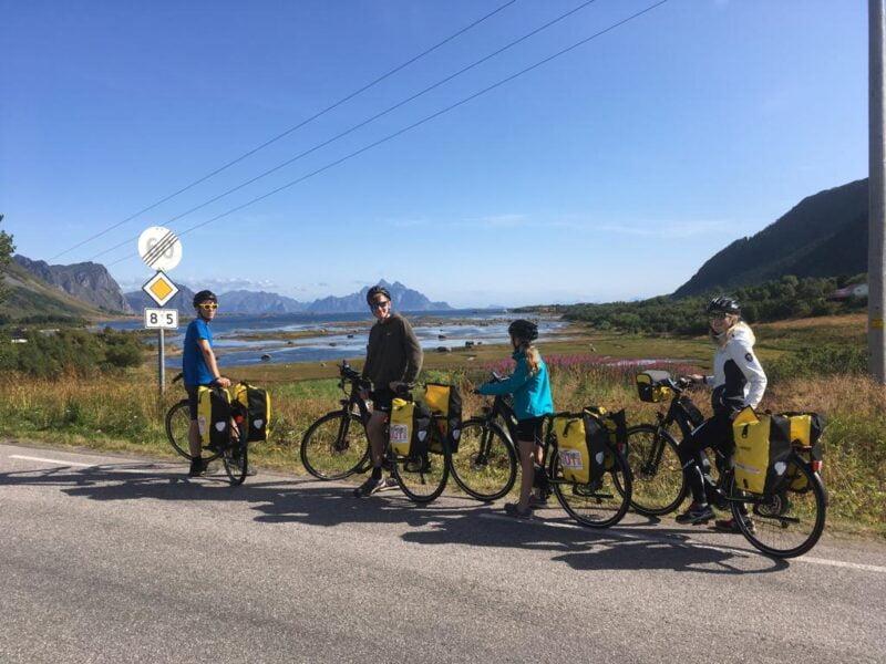 fietsvakantie e-bike gezin