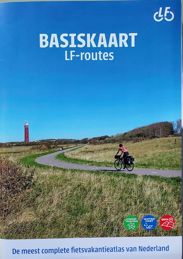 Basiskaart LF routes 2021