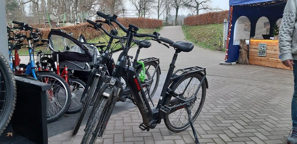 Fietsen Veluwe e-bike