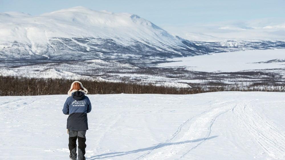 Abisko Zweeds Lapland
