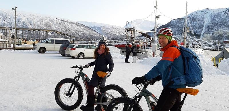 Fattbikes in Tromso