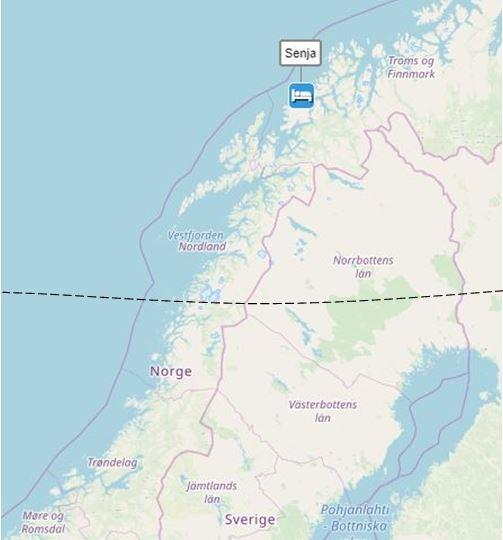Abel Reizen - Unieke reizen naar Scandinavië. Routes voor auto- en fietsreizen naar Noorwegen en Zweden