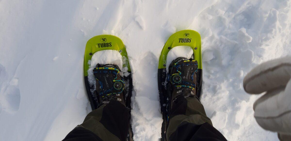 Sneeuwschoenen Senja