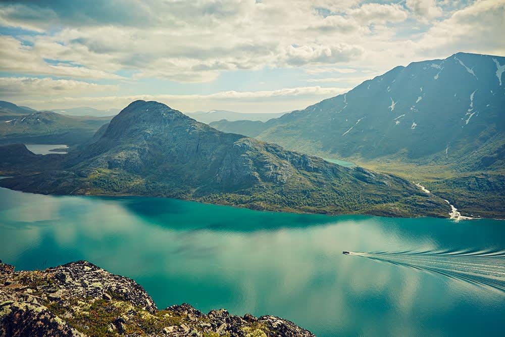 Beseggen Noorwegen
