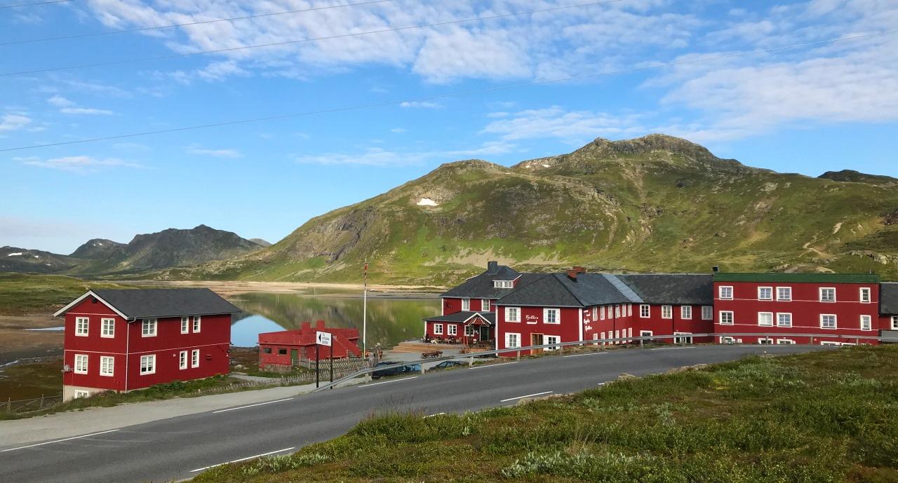 Bygdin Fjellhotell
