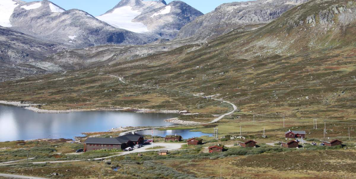 Tyinholmen Hoyfjellstuer
